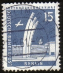 Stamps Germany -  AIRLIFT MEMORIAL