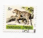 Stamps Africa - Tanzania -