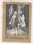 Stamps Poland -  S.Montuszko