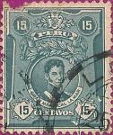 Sellos de America - Perú -  Gran Mariscal La Mar.
