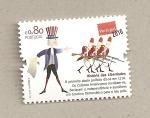 Stamps Portugal -  Historia de las libertades