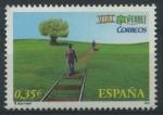 Sellos del Mundo : Europa : España : E4654 - Vías verdes