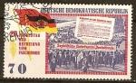 Sellos de Europa - Alemania -  20 aniversario de la liberación del fascismo (DDR)