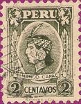 Sellos de America - Perú -  Inca Manco Cápac