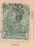 Stamps America - Venezuela -  Simon Bolibar Ed 1882