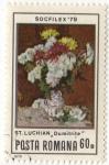 Stamps Romania -  SOCFILEX`79