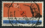 Sellos de Africa - Sudáfrica -  E397 - Cornelis Jacob Lagenhoven e Himno