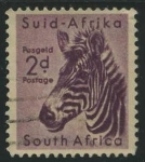 Stamps South Africa -  S203 - Cebra
