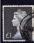 Stamps Europe - United Kingdom -  sello ingles