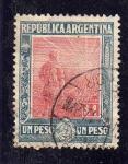 Stamps America - Argentina -  Labrador