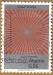Sellos de Africa - Argelia -  Energia