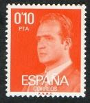 Stamps Spain -  2386- S.M. DON JUAN CARLOS I.