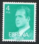 Stamps Spain -  2391- S.M. DON JUAN CARLOS I.