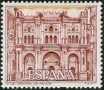Stamps of the world : Spain :  CATEDRAL DE MALAGA