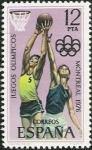 Sellos de Europa - España -  Juegos Olimpicos Montreal 76