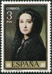 Stamps Spain -  Federico Madrazo