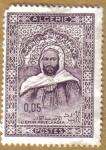 Stamps Africa - Algeria -  L'emir ABDELKADER