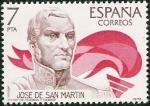 Stamps Spain -  América - España