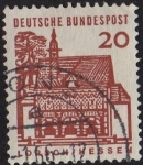 Sellos de Europa - Alemania -  LORSCH / HESSEN