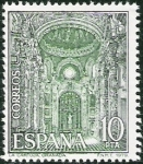 Stamps of the world : Spain :  La Cartuja, Granada