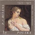 Sellos de Europa - Polonia -  Rubens
