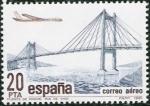 Sellos de Europa - España -  Correos Aéreo