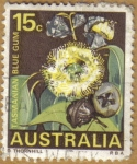Sellos del Mundo : Oceania : Australia : Tasmanian Blue Gum
