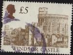 Sellos del Mundo : Europa : Reino_Unido : WINDSOR CASTLE