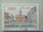 Sellos de Europa - Croacia -  Pueblos de croacia