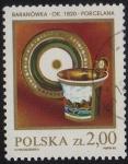 Stamps of the world : Poland :  Baranówka · OK.1820 · Porcelana