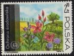 Stamps of the world : Poland :  Ochrona Srodowiska