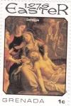 Sellos de America - Granada -  Correggio