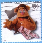 Stamps : America : United_States :  The Muppets