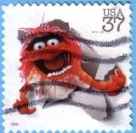 Sellos de America - Estados Unidos -  The Muppets