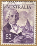 Stamps Australia -  BASS