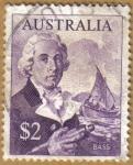 Sellos de Oceania - Australia -  BASS