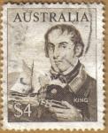 Sellos del Mundo : Oceania : Australia : KING