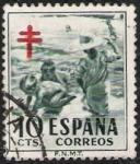 Stamps Europe - Spain -  Protuberculosos