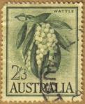 Stamps Oceania - Australia -  Zarzo
