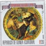 Sellos de Africa - Guinea Ecuatorial -  Pascua 73