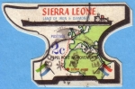 Stamps Africa - Sierra Leone -  Pepel Port Improvements 1969