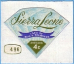Stamps Africa - Sierra Leone -  Land of Iron & Diamonds