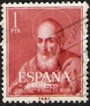 Sellos de Europa - Espa�a -  Canonizaci�n del Beato Juan de Ribera