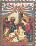 Stamps Equatorial Guinea -  Navidad 75 Año Santo