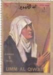 Sellos de Asia - Emiratos Árabes Unidos -  umm-al-qiwain