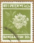 Stamps Asia - Bangladesh -  FLORES