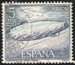 Sellos de Europa - España -  Homenaje a la Marina Española