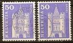 Sellos de Europa - Suiza -  Basel  (Basilea).
