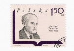 Stamps Poland -  Julian Tuwin (repetido)