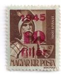 Sellos de Europa - Hungría -  Hunyadi Janos